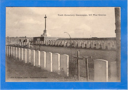 62 PAS DE CALAIS - GUEMAPPE Tank Cemetery - Other Municipalities