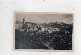 Seyne (04) : Vue Générale Aérienne Au Niveau Du Quartier De L'église  Env 1955 PF. - Other Municipalities