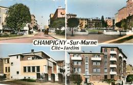 CHAMPIGNY Divers Aspects De La Cité Jardin - SM - Champigny Sur Marne