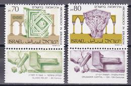 Israel 1989 - Mi.Nr. 1127 - 1128 - Postfrisch MNH - Neufs (avec Tabs)