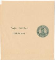 ARGENTINA -  4 CENTAVOS  -  FAJA POSTAL  , Wrapper ,  Streifband - Ganzsachen