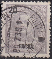 PORTUGAL [Funchal] MiNr 0017 ( O/used ) - Funchal