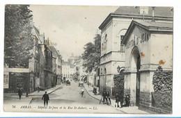 Arras - Hopital St Jean - Arras