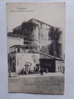 RONCIGLIONE   (VITERBO)   CASTELLO DI GIULIO II DELLA ROVERE    ANIMATA - Viterbo