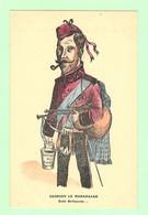 K904 - MILITARIA - Guerre 1914-18 - Illustration Satirique, Caricature, Humour - Georges Le Maharajah - Rule Britannia - War 1914-18