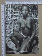 GUINÉ BISSAU - TRIBO BAJUDAS -  COSTUMES AFRICANOS -   2 SCANS  - (Nº42734) - Guinea-Bissau