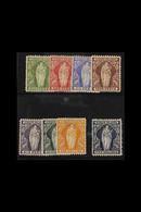 1899 Virgin Set Complete, SG 43/50, Fine To Very Fine Mint. (8 Stamps) For More Images, Please Visit Http://www.sandafay - Iles Vièrges Britanniques