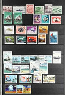 1963-1992 COMPLETE SUPERB CDS USED COLLECTION On Stock Pages, All Different, COMPLETE From 1963 Through To 1992 WWII (SG - Cocos (Keeling) Islands