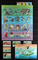 1994-2005 COMPLETE SUPERB CDS USED COLLECTION On Stock Pages, All Different, COMPLETE SG 296/409, Includes 1995-2001 Mar - Cocos (Keeling) Islands