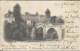 Semur Le Pont Joly - Semur