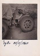 Foto Militare - Cm 9 X 6,05 Circa - Guerra, Militari