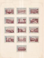 Austria German Österreich Poster Stamps Vignette Group 2 Scan - Nuevos