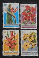 """GRENADE GRENADINES  NEUFS**MNH """"FLEURS"""" - Grenada (1974-...)"""