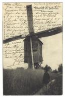 Z02 - Assche - Environs De Bruxelles - Moulin D'Assche - 1902 Opwyck Naar Puers - Asse