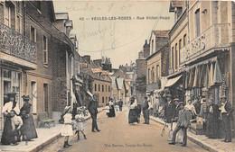 VEULES LES ROSES - Rue Victor Hugo - Veules Les Roses