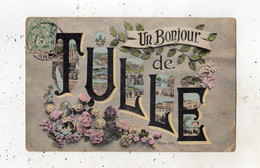 UN BONJOUR DE TULLE - Tulle