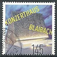 ALEMANIA 2019 - MI 3451 Konzerthaus Blaibach - Gebraucht