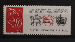"""76 - Rouen - TàMoi TP """"Lamouche"""" Autocolant Vignette SPR 1908-2008 - Personalizzati"""