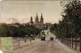AUSTRALIA  ADELAIDE King William Road - Adelaide