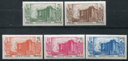 Côte D'Ivoire             146/150 ** - Unused Stamps