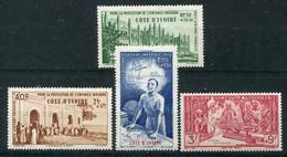 Côte D'Ivoire         PA  6/9 ** - Unused Stamps