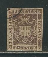 TOSCANE  N° 19 Obl. - Toskana