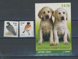 Joli Carnet. Chiens Hund Dog. Cani **    Postfrich. - Unused Stamps