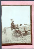 Photo ( Collée Sur Un Carton), 8,7 X 10,5 Cm, Concours De Labour, Tacteur PILTER - Andere
