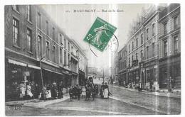 Hautmont Rue De La Gare - Altri Comuni