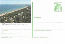 ALLEMAGNE PLAGE BEACH STRAND KUSTE SAND SABLE TIMMENDORFER STRAND NIENDORF SEEHEILBADER GRUNEN VERT GREEN URLAUB - Other