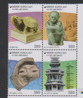 Korea South (2021) - Set -  /   Archaeology - Archéologie
