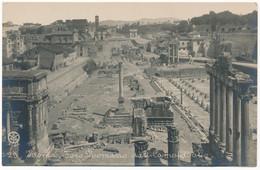 2d.95.  ROMA - Foro Romano Dal Campidoglio - Collezione P.E.C. - Multi-vues, Vues Panoramiques