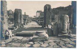 2d.97.  ROMA - Foro Romano - Via Sacra - Collezione P.E.C. - Multi-vues, Vues Panoramiques