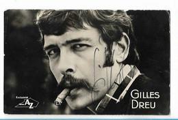 Gilles Dreu - Chanteurs & Musiciens