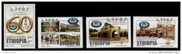 (458) Ethiopia / Ethiopie  University / Education / Bildung / 2014  ** / Mnh  Michel 1941-44 - Ethiopia