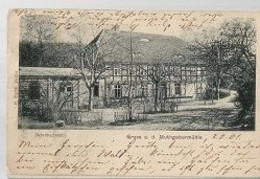 07 04 0 P//  1901   GRUSS A. D. MUTHGEBERMUHLE   SIEBENBACHMUHLE - Non Classificati