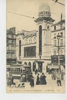 ROUEN - La Place De La République - L'Alhambra (tramway ) - Rouen