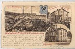 07 04 0 P//   1904?   GEWERKSCHAFT 'VEREINGTE VILLE' BEI HURTH  BEZIRK  KOHL - Non Classificati