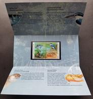 Singapore Wetland Wildlife 2000 Fish Bird Kingfisher Crab Otter Birds Fauna (p.pack) MNH *see Scan - Singapore (1959-...)