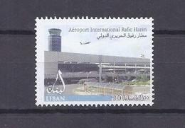 Hariri International Airport  MNH  Lebanon Stamp  2005 Building Liban Libano - Lebanon