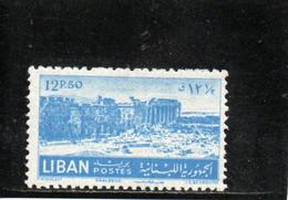 LIBAN 1952 ** - Lebanon