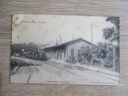 50 SAINT LO LA GARE  ARRIVEE TRAIN - Saint Lo