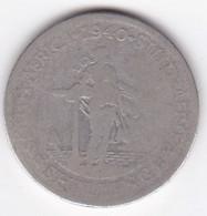 South Africa 1 Shilling 1940 , George VI , En Argent , KM# 40 - South Africa