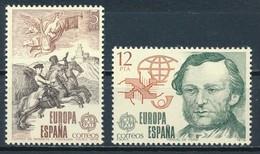 °°° SPAGNA - Y&T N°2166/67 - 1979 MNH °°° - 1971-80 Unused Stamps