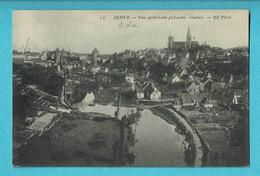 * Semur (Dép 21 - Cote D'or - France) * (ND Phot, Nr 12) Vue Générale Prise Du Viaduc, Canal, Quai, Old, Rare - Semur
