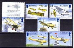 Alderney 1995, 100° Naissance De Tommy Rose, 83 / 88**, Cote 12 € - Alderney