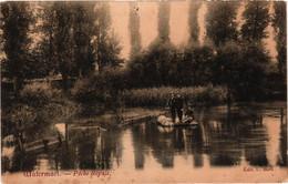 Watermael - Pêche Royale - Watermael-Boitsfort - Watermaal-Bosvoorde
