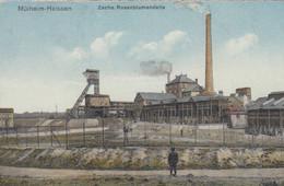 (186)  CPA  Mulheim Heissen  Zeche Rosenblumendelle  (Bon état) - Other