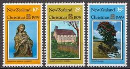New Zealand MNH Set - Christmas