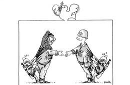 PLANTU - 9-10 Septembre 1993 - Israël Et L'OLP Se Sont Mutuellement Reconnus - Plantu